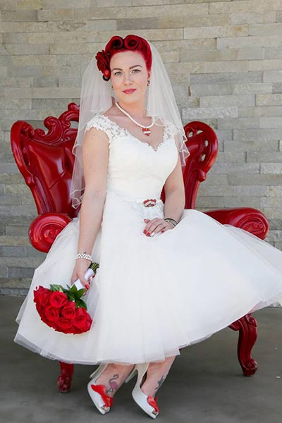 Rockabilly Weddings in Las Vegas