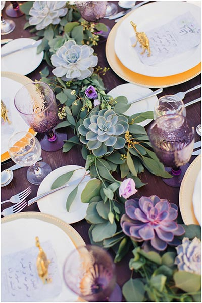 Ultra Violet Wedding Ideas | 2018 Wedding Trends