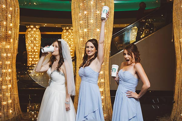 Bridesmaids Ideas | Small Wedding Parties| 2018 Wedding Trends