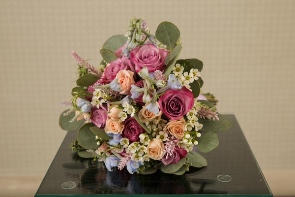 Wedding flower ideas bridal bouquets and floral decor spring pastel bouquet 24000 wedding flower ideas mightylinksfo