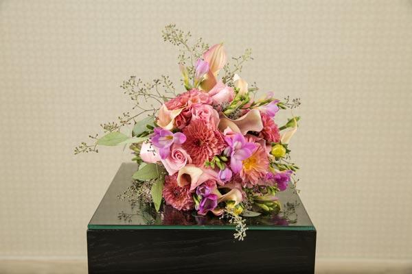 Wedding Flower Ideas   Bridal Bouquet Ideas   Blushing Bride Bouquet