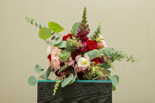 Wedding Flower Ideas   Bridal Bouquet Ideas   Glass Gardens Bouquet