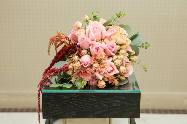 Wedding Flower Ideas   Bridal Bouquet Ideas   Victorain Romance Bouquet
