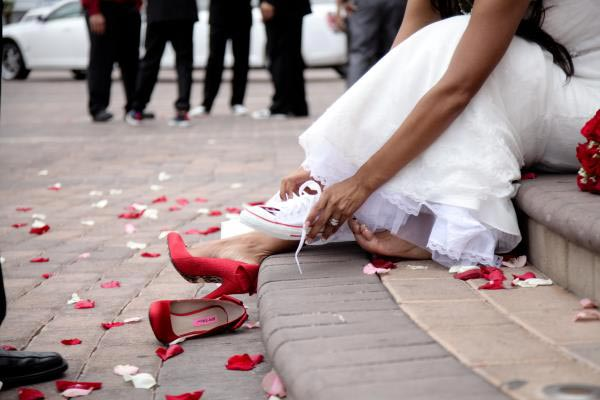 Wedding Tips and Tricks | Simple Wedding Hacks | Break in Wedding Shoes